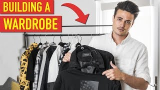 How to Build a Versatile Wardrobe for CHEAP   Mens Style Basics