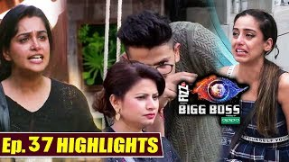 Bigg Boss 12 | 23rd October Highlights | Full Episode In HD | Ep. 37