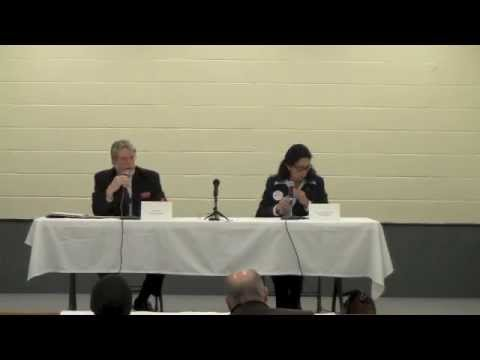 Candidate Forum for Oklahoma State Senate Seat 8 held Oct 13, 2014