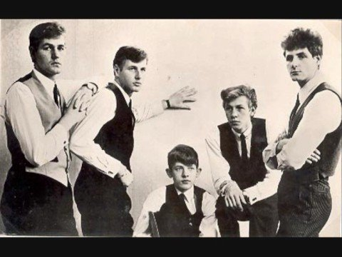 The Scouts  (Dutch beat 1967) I wonder why