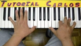 Te Alabare Mi Buen Jesus Danilo Montero - Tutorial Piano Carlos