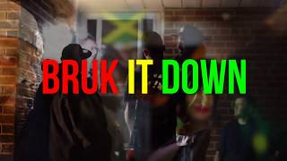 "CheZZa featuring Chameleon x Mister Miller ""Bruk It Down"" TRAILER"