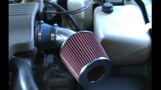 Buick park ave with air intake