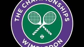 "Wimbledon Tennis 1996-2015 Theme  -""Purple and Green"""