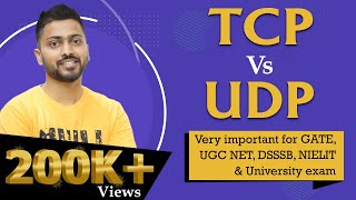 Difference between TCP and UDP || Transport Layer