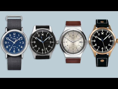 The BEST Modern Watches For Beginners | Rant&h
