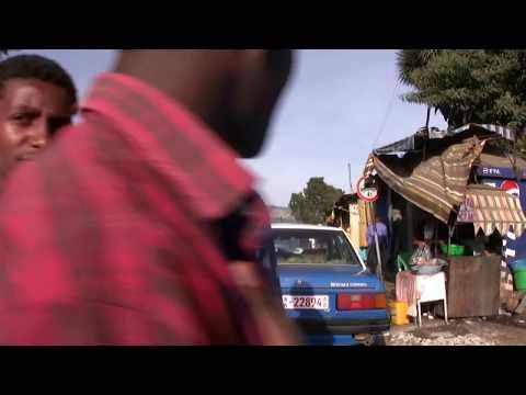 Ethiopia: Addis Ababa [Walk] Piassa 2, Jan 2012