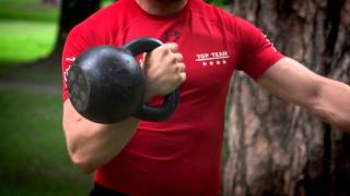 Kettlebell HardStyle - odc. 5 - Clean