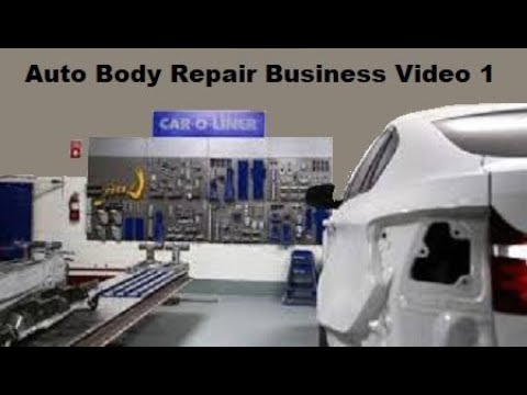 Auto Repair Business Video 1