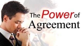 THE POWER OF AGREEMENT - PARTNER PRAYER MEETING