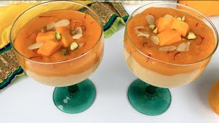 আমের ফিরনি    ঈদ স্পেশাল ডেজার্ট    Mango Phirni Bangladeshi    Mango Firni    Firni Recipe Bangali