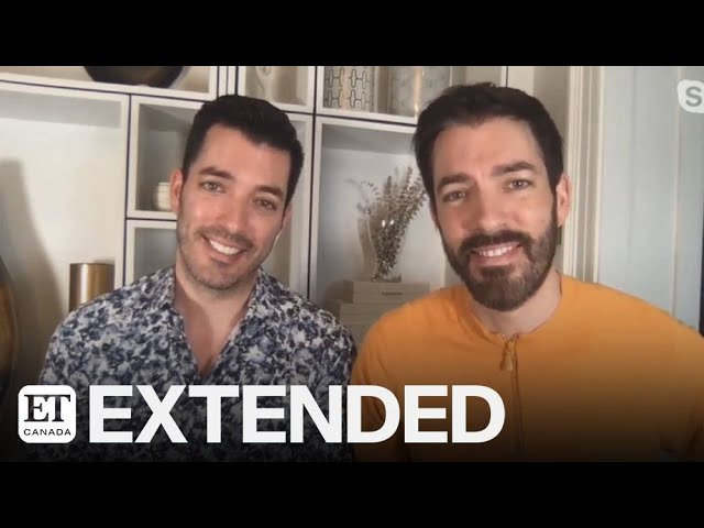 Jonathan & Drew Scott Tease 'Brother vs. Brother' | EXTENDED