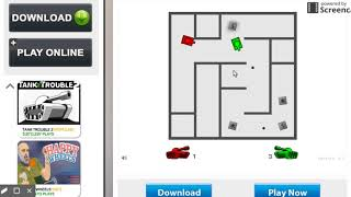 Tank Trouble 2 - Fun Unblocked Games At Funblocked