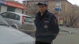 1 мая 2018 г. рядовой инспектор ГИБДД 'Орское'