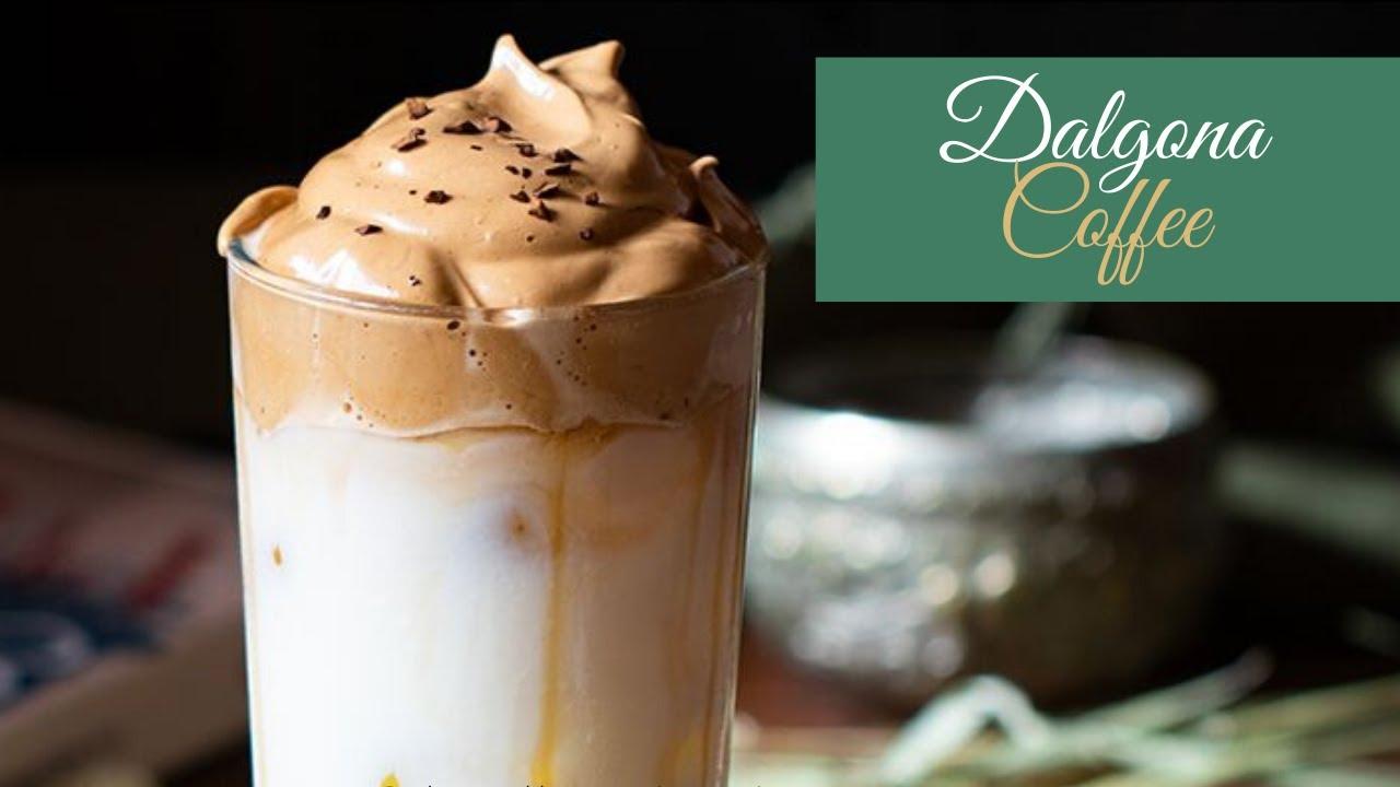 Cara Membuat Dalgona Coffee Good Day Tanpa Mixer