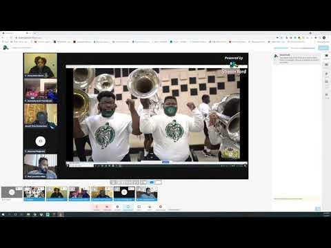 Langston vs Kentucky State vs MSVU | Smash Time Productions Virtual BOTB 2021 (LIVE)