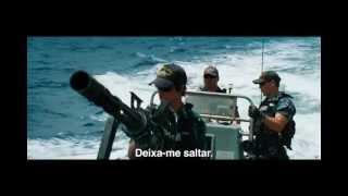 BATTLESHIP - A Batalha dos Mares Trailer Legendado 720p