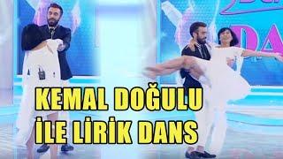 Kemal Doğulu ve Deniz Serkanova Arasında Lirik Dans Güldürdü!