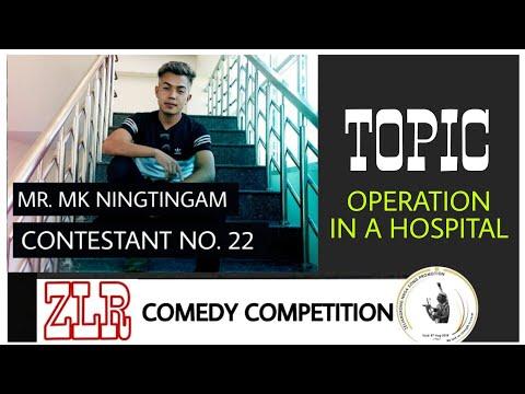 Zeliangrong Comedy Competition - Contestant No. 22 - MK Ningtingam