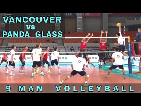 Vancouver Vs Panda Glass | China Volleyball 2019
