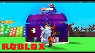 Giant Purple Chest | Roblox Pet Simulator