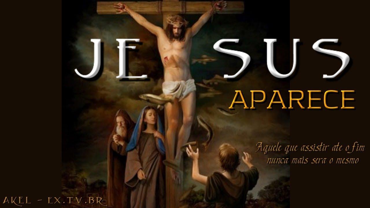 """⚠️ CUIDADO: JESUS Aparece para as IGREJAS e Diz: """"NÃO ESTOU AÍ!"""""""