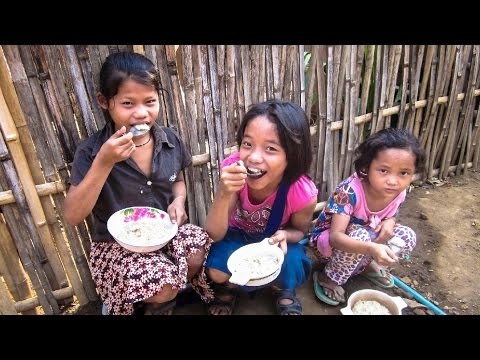 Feeding Refugees Around The World