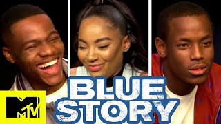 Blue Story Cast Play Endz Accent Challenge | MTV Movies