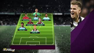 فريق أحلام الدوري الإنجليزي في لعبة الفانتازي حتى الآن