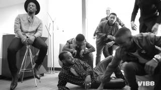 Behind The Scenes: The Cast of BET's 'The New Edition Story' Digital Cover Shoot