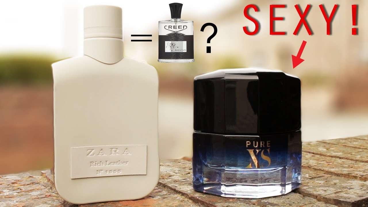 Pure Xs Zara Rich Leather Fragrance Reviews Youtube