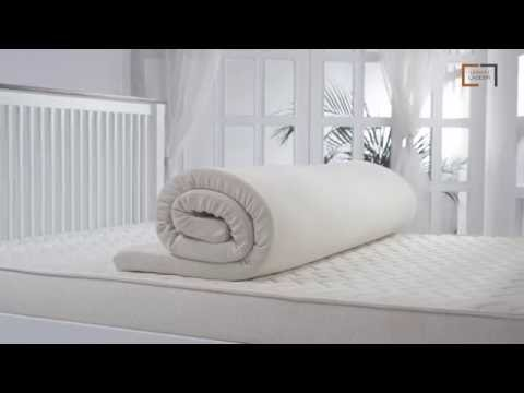 Memory Foam Mattress Toppers & Pads from Urban Ladder