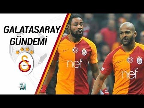 """Galatasaray Gündemi / """"Marcao, Luyindama Yeterli Değil"""" / Spor Ajansı"""