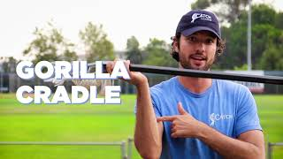 How To Cradle a Lacrosse Ball - The Jungle Book Series | Catch! Lacrosse