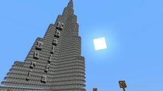 Minecraft- Burj al Khalifa