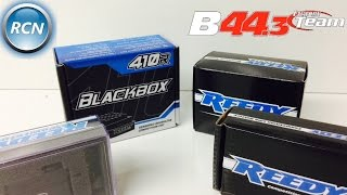 Team Associated B44.3 - Build Update 2, Electronics Selection