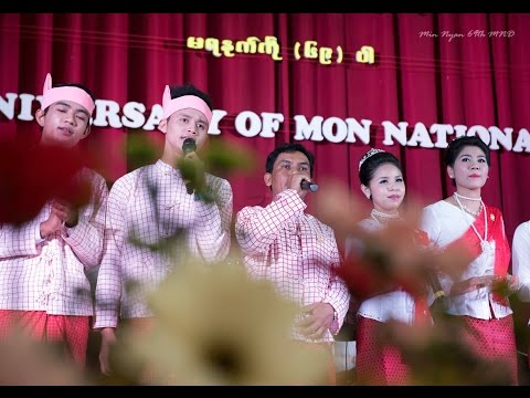 Celebration of Mon National Day 2016 in Singapore