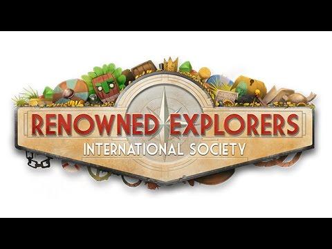 Renowned Explorers: International Society - a new adventure awaits