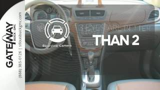 New 2016 Buick Encore St Louis MO St Charles, MO #160138