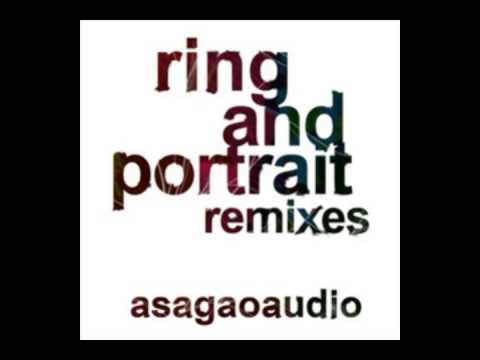 Asagaoaudio Ring And Portrait