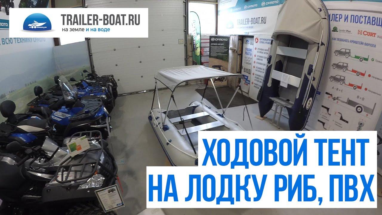 Складной РИБ WinBoat 275 - Обзор