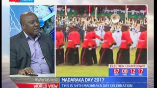 World View: Opposition join Government in Madaraka Day Celebrations in Nyeri County