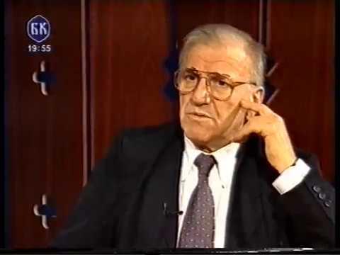 Bata Zivojinovic (1933-2016) Nije srpski cutati - Bk (2002) from YouTube · Duration:  28 minutes 58 seconds