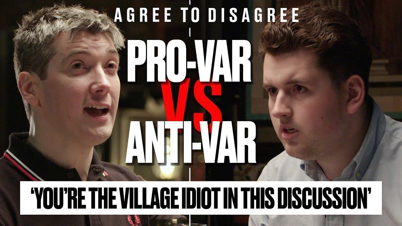 Is VAR really ruining football? | Pro VAR vs Anti VAR | Agree To Disagree | LADbible