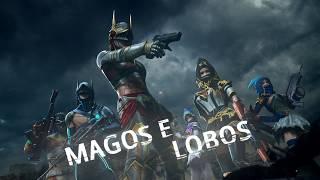 Incubadora: MAGOS E LOBOS | FREE FIRE