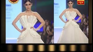 Mouni Roy's unmatched outfit as well as confidence