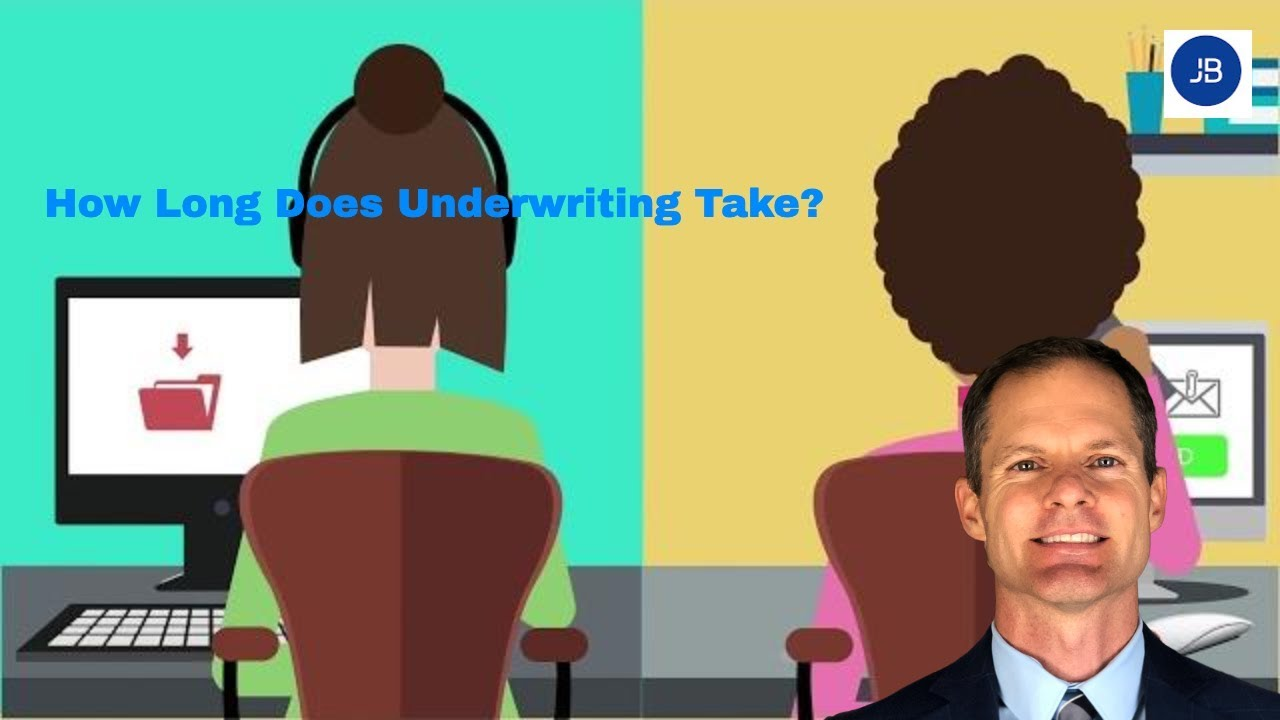How Long Does Underwriting Take >> How Long Does Underwriting A Home Mortgage Take Youtube