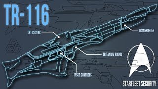 TR-116 Transporter Weapon