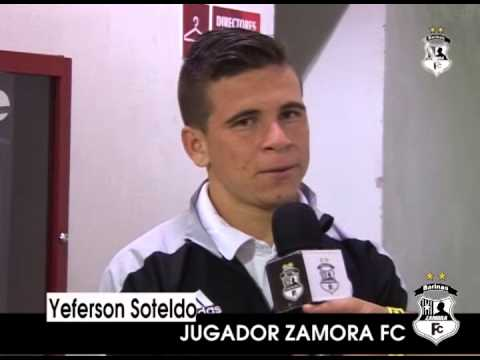 Resumen Mineros de Guayana FC 2-3 Zamora FC