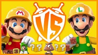 Reverse 100 Ways to Die - Super Mario Maker  (VSX 2019 - Jaku VS Cliffy)